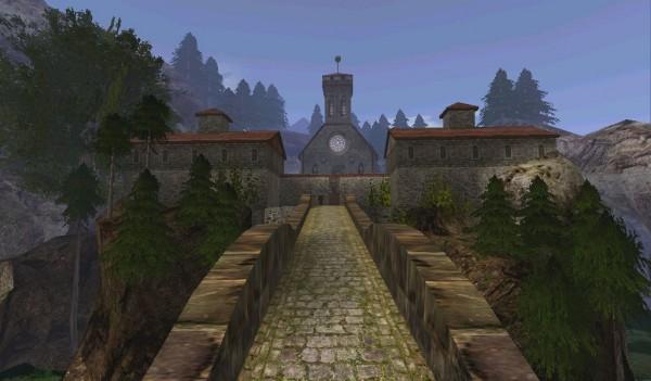 Уединенный монастырь Магов Огня