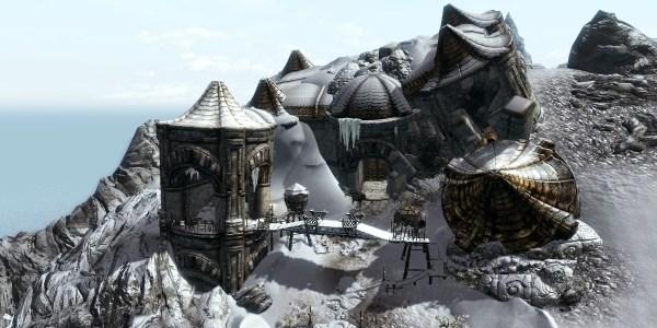 "Руины Фалбтарз Скриншот: ""UESPWiki"""