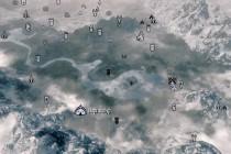 Местонахождение крепости Ларгашбур