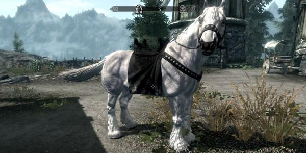 """Выглядит, как обычный конь. Но самом деле это """"Мороз"""""""